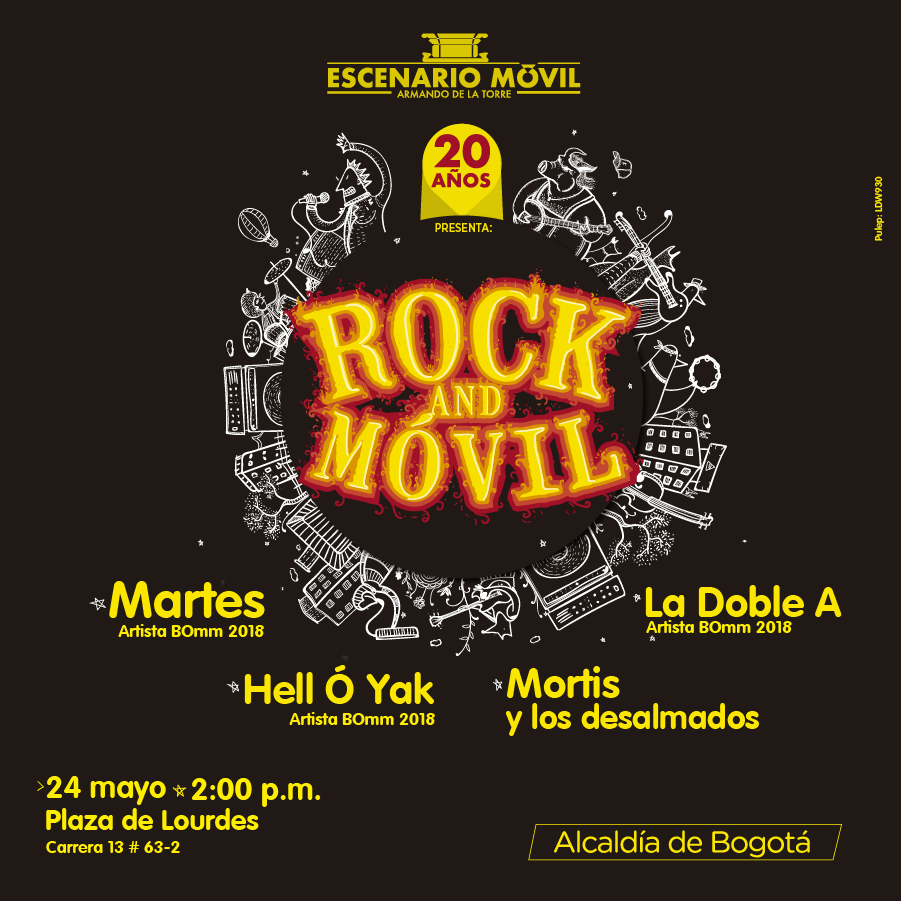 Rock and Movil