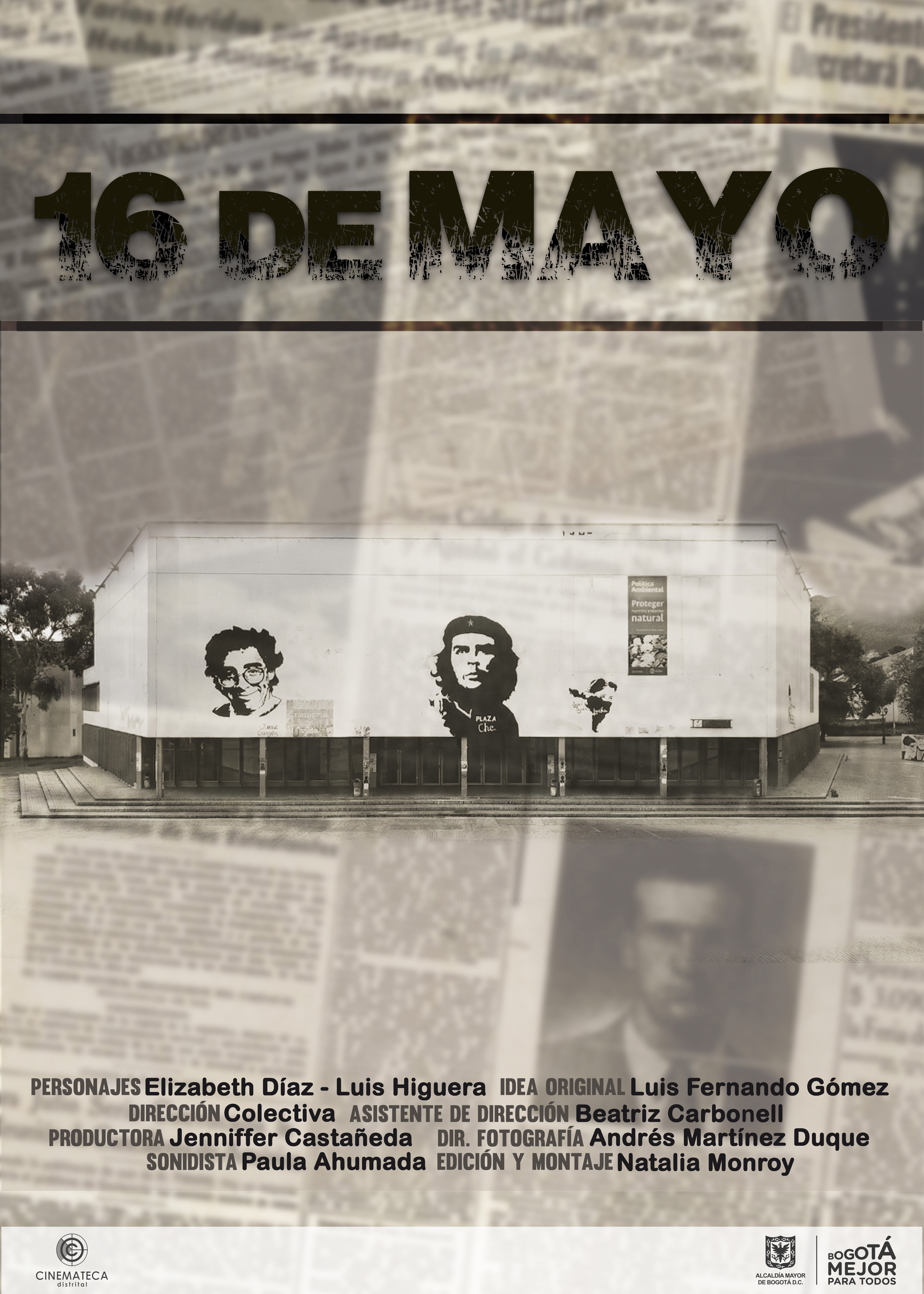 Afiche 16 de mayo