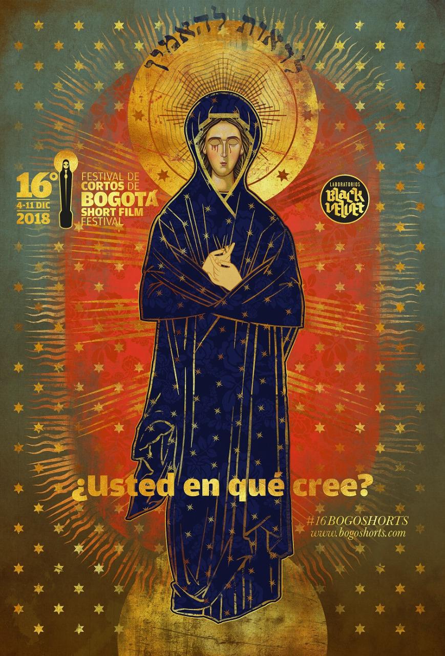 Afiche Bogoshorts 2018
