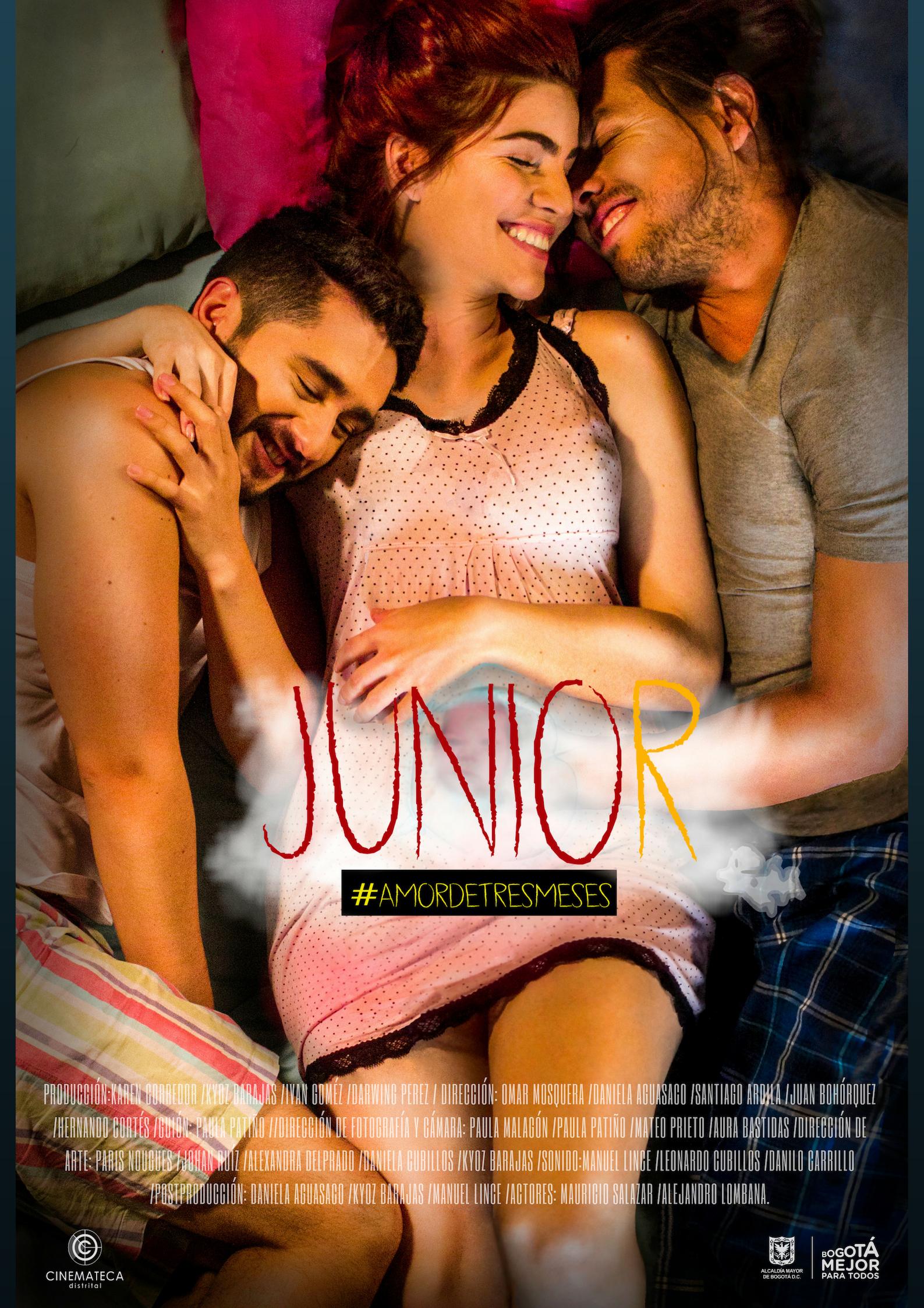 Afiche Junior