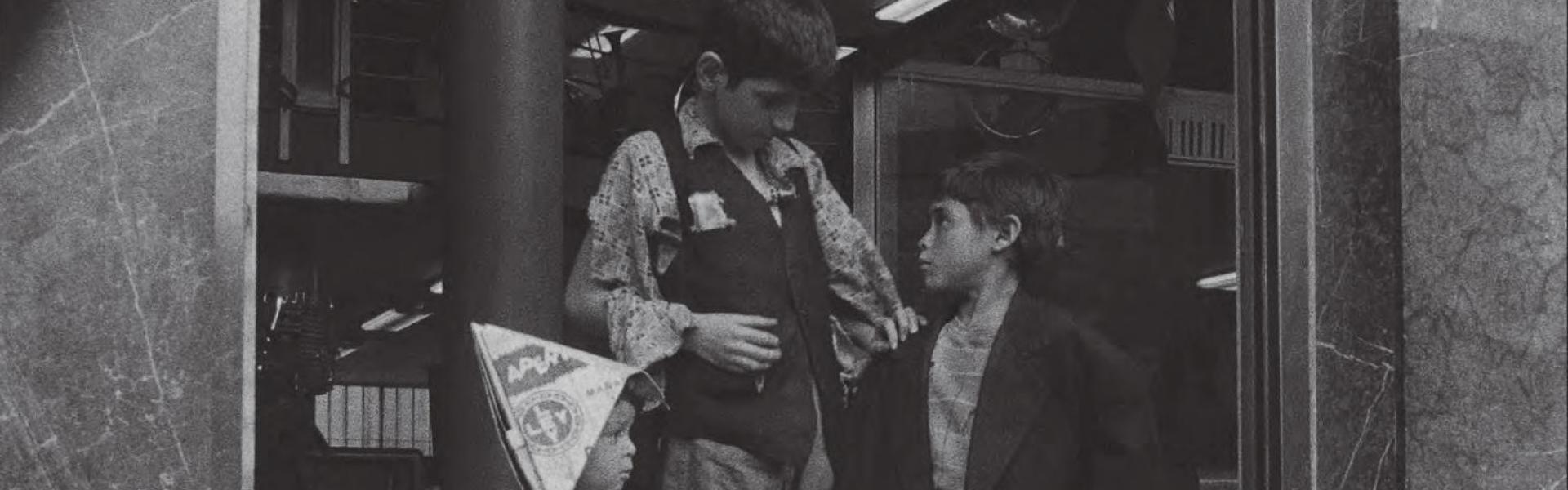 La infancia del cine colombiano