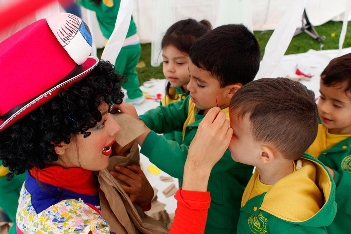 Bogotá: Una ciudad para los niños