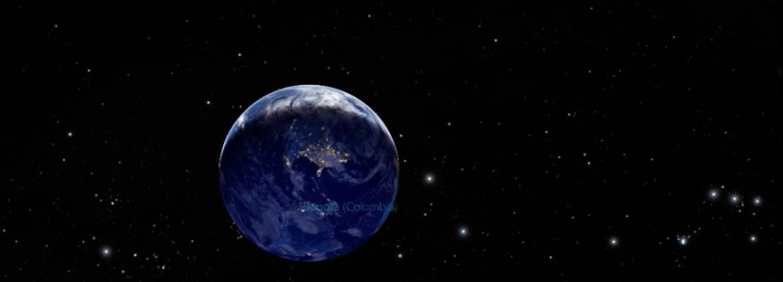 Misión Quynza del Planetario de Bogotá