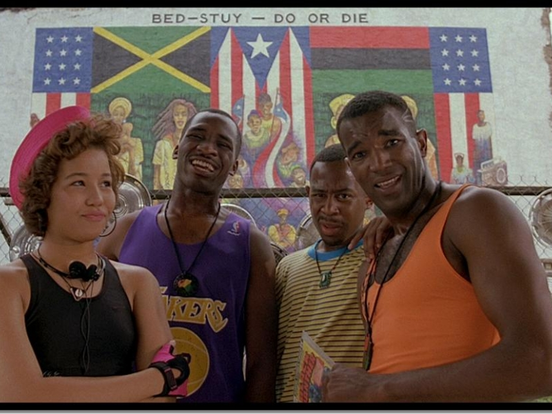 Do The Right Thing (1989) de Spike Lee