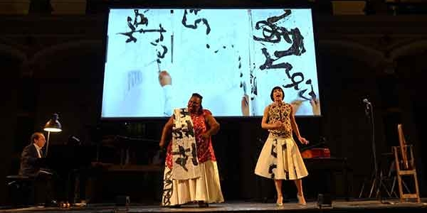 Paper Music: William Kentridge & Philip Miller